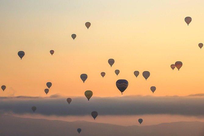 Cappadocia Hot Air Balloon Tour Over Fairychimneys