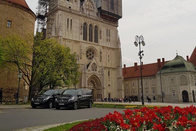 Private Transfer from Zagreb Airport to Zagreb