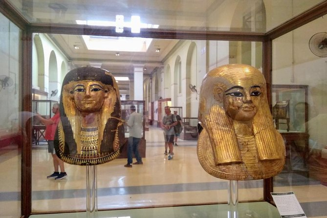 Private Day Tour to Egyptian Museum, Citadel and Old Cairo