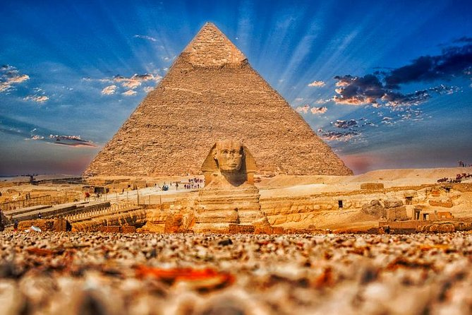 VIP All-Inclusive Tour of Giza Pyramids and sphinx