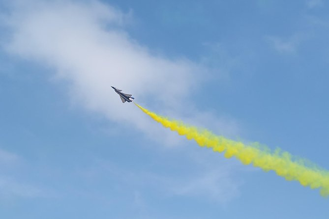 Zhuhai Air Show Tour