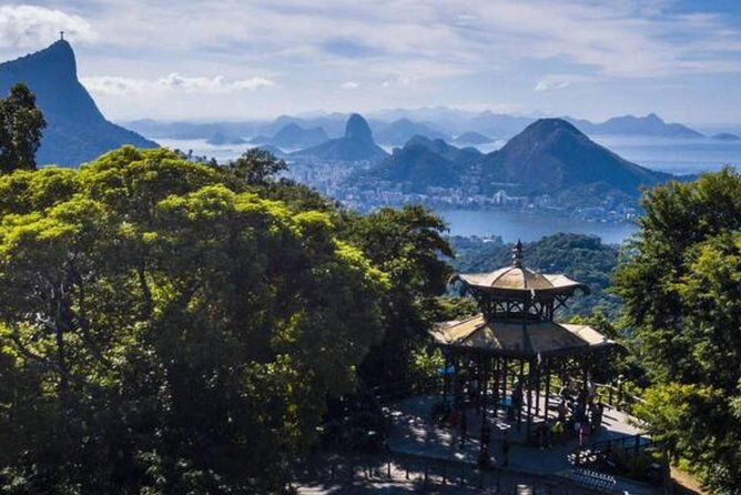 Big Five Rio Attractions Private Tour with Admission Tickets and Lunch Included