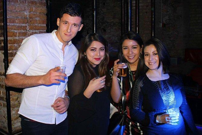 Rome New Year's Eve Bar Hop