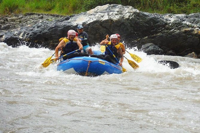 Rafting Baños Ecuador level III + and IV 25.00 USD