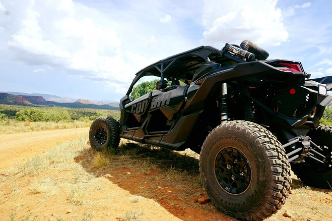 Can-Am 4 seater Half Day rental