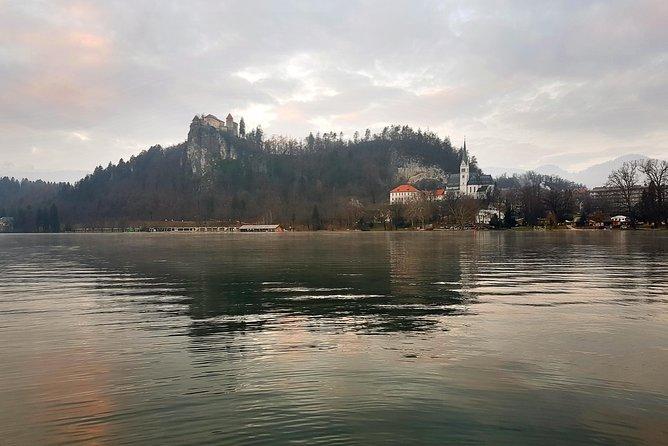Bled & Ljubljana, private tour from Zagreb