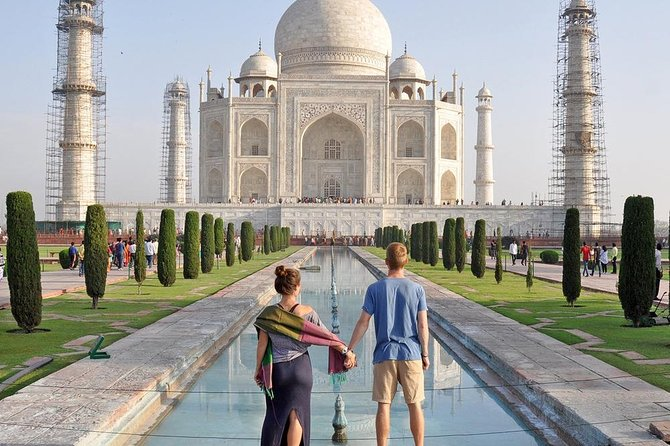 Taj Mahal and Agra Fort Tour by Car- All Inclusive