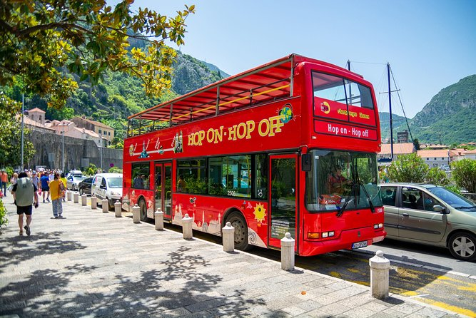 Hop on - Hop off Kotor Sightseeing tour photo 16