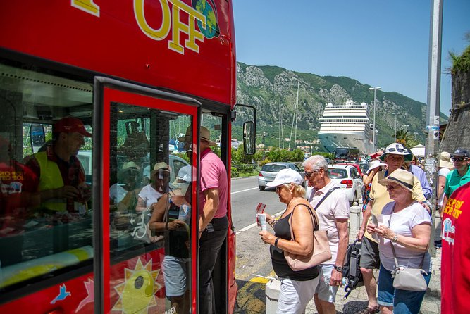 Hop on - Hop off Kotor Sightseeing tour photo 7