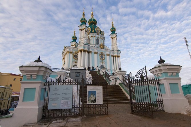 Private Tour Of Kyiv's Montmartre With Natalia photo 6