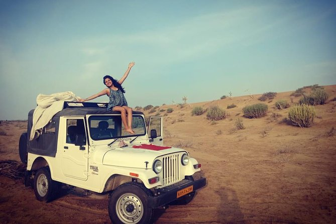 4x4 Thar Desert Safari