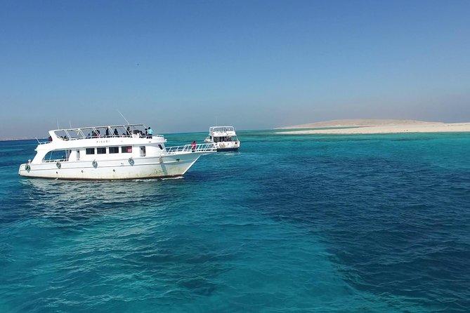 Royal Giftun Island VIP Snorkeling Sea Trip With Massage & Fishing - Hurghada