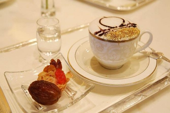 Abu Dhabi Full-Day Tour from Dubai With Gold Coffee At Emirates Palace