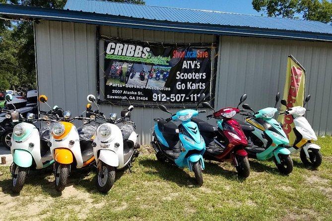 Savannah Scooter & Trike Rental