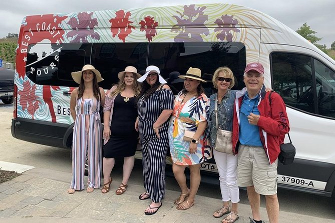 The Temecula Wine & Vine Tour -from OC & Anaheim
