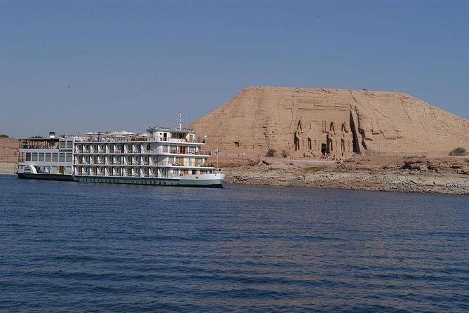 Lake Nasser Cruise 4-Day 3-Night From Abu Simbel to Aswan
