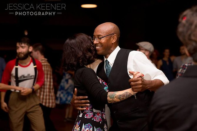 Gumbo Swing and Okra Dance Lessons in New Orleans