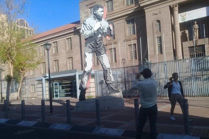 Johannesburg City Half Day Tour