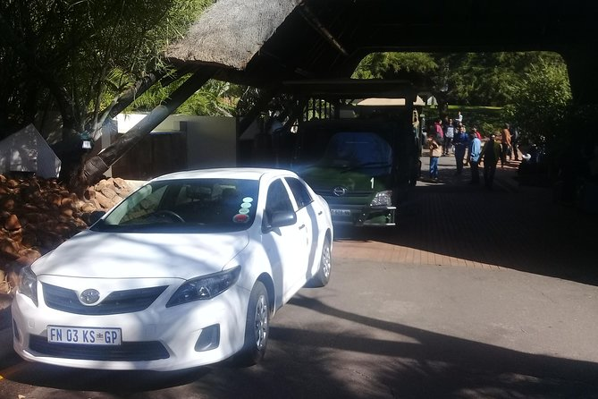 Kruger National Park Transfer Via Panorama Route