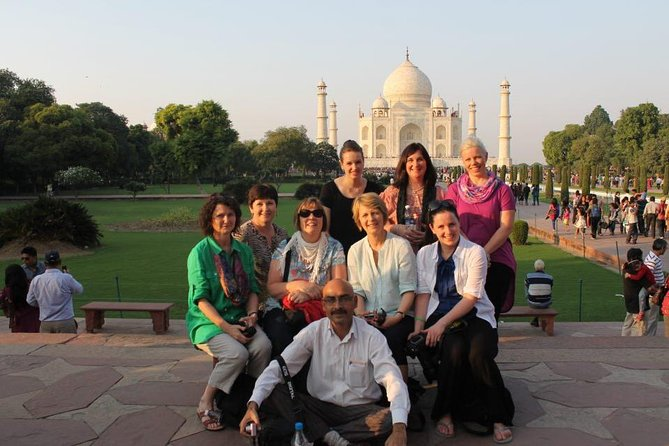 3 Days Golden Triangle India Tour