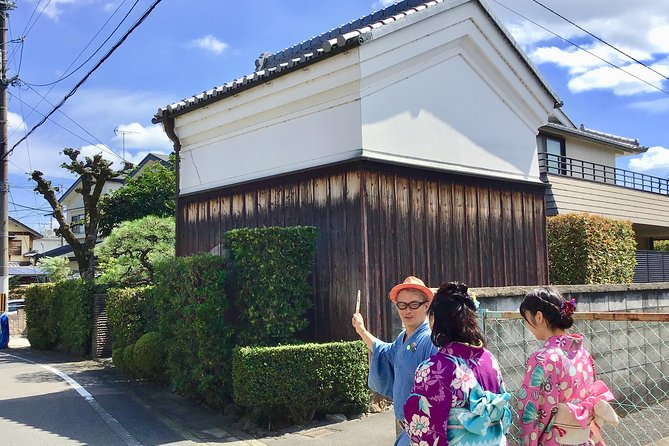 Visiting to Katsura Imperial villa and high quality tea ceremony experience