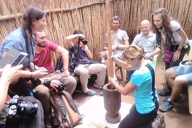 Crazy crater tours provides special tours with in community and crater lakes.