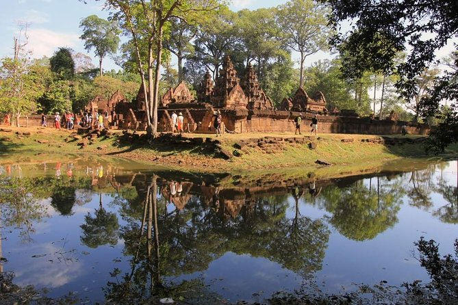 Excursion Banteay Srei Day Tour