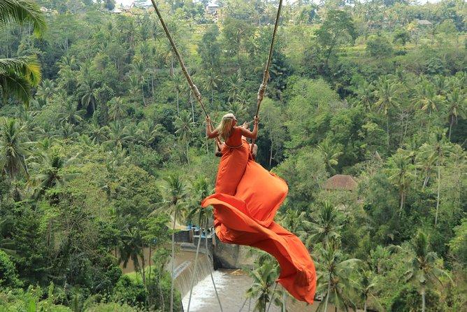 Bali Swing & Ubud Tours