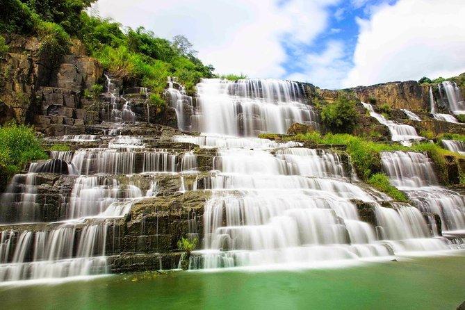 Full-Day Guided Waterfall Tour at Dalat