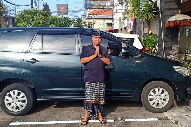 Private Bali Airport Transfer To Candidasa and Padang Bay Harbour
