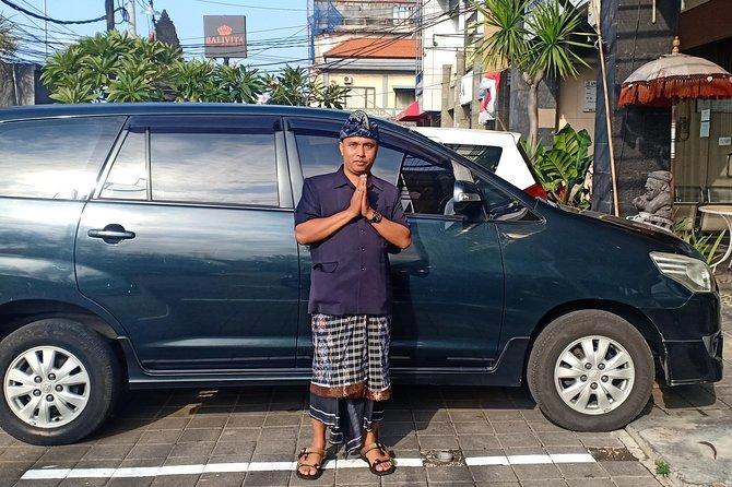 Private Bali Airport Transfer To/From Kuta, Sanur, Seminyak, Legian, Nusa Dua,