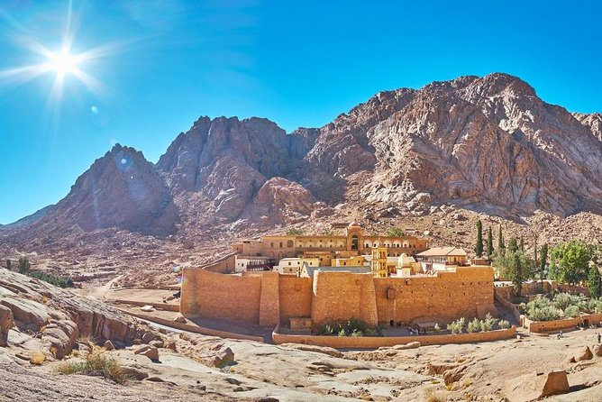 Private tour to St. Catherine from Sharm El-Sheikh