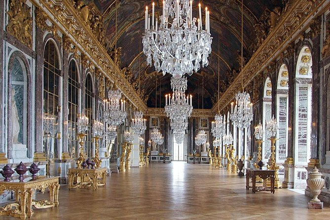 Versailles Private Half Day Guided Tour with Skip the Line Tickets from Paris