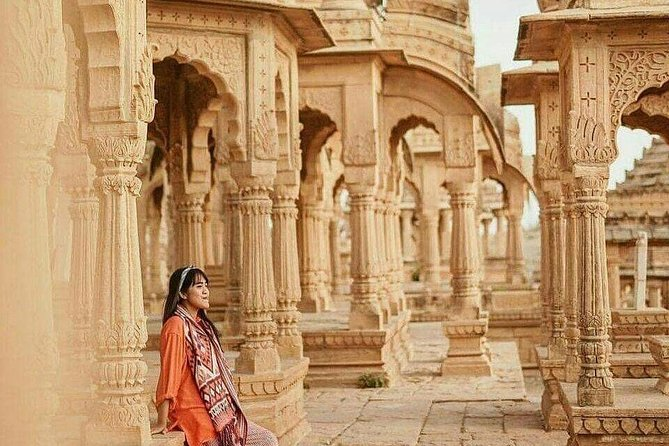 Luxury & Heritage Discover Rajasthan 8 Days Tour