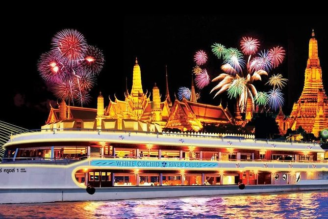 Chao Phraya River Dinner Cruise