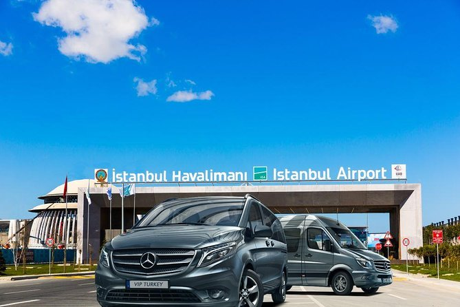 One Way Istanbul Airport Transfer