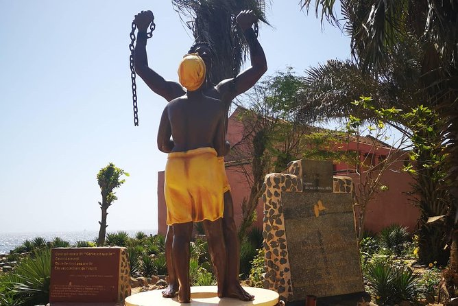 Gorée Island visit of Dakar the capital
