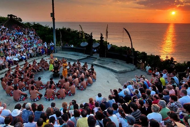 Uluwatu Sunset & Kecak Fire Dance ( half day tour) photo 1