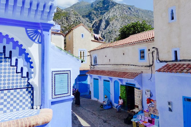 "Budget Day Trip to Chefchaouen ""the Blue Town "" From Fes with a Group"