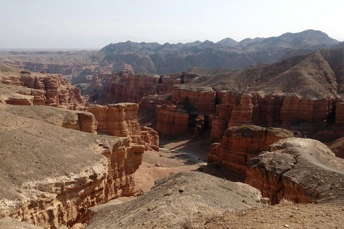 Group tour to Charyn canyon.One day tour.