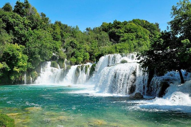 Private Krka Waterfalls and Šibenik Tour from Split