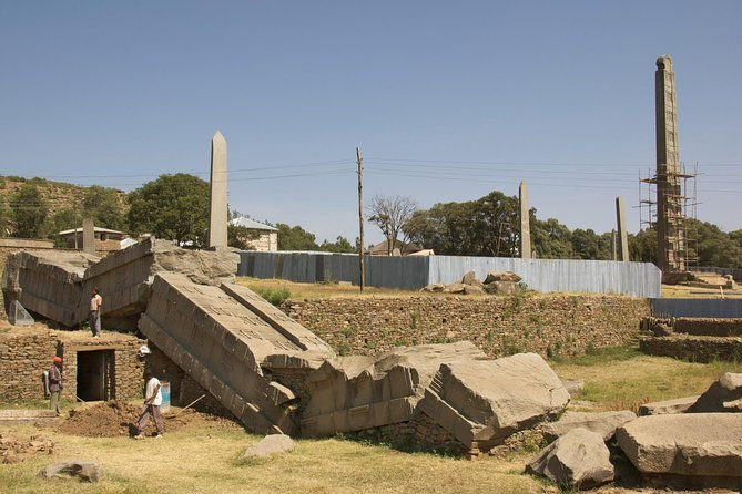 Day Trip in Axum