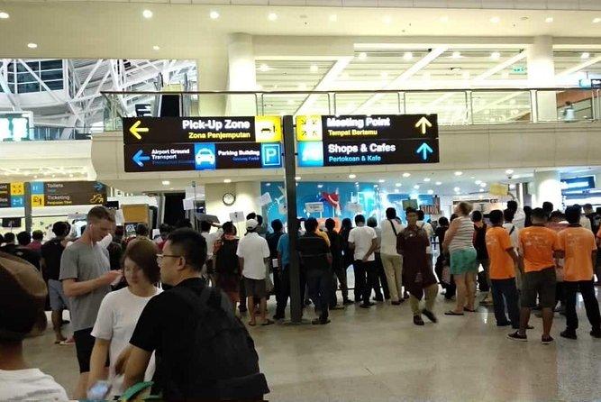Airport transfer to seminyak/ kuta