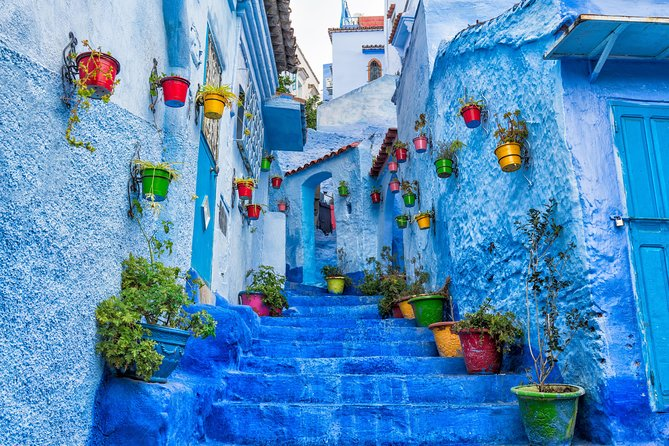 Day Trip Fez to Chefchaouen