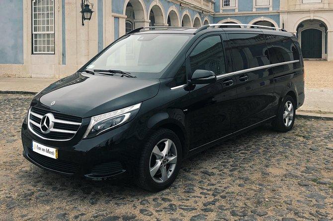 Private Transfer Lisbon (Mercedes-Benz E/V Class)