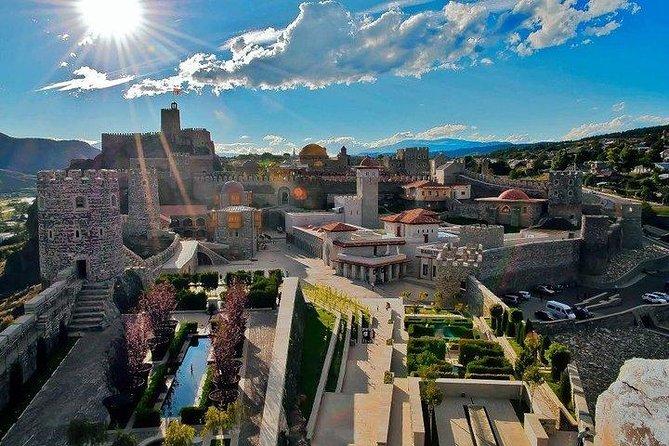 Vardzia - Rabati - Borjomi