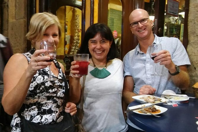 Private Gourmet Pintxos Tour mit einem lokalen Führer