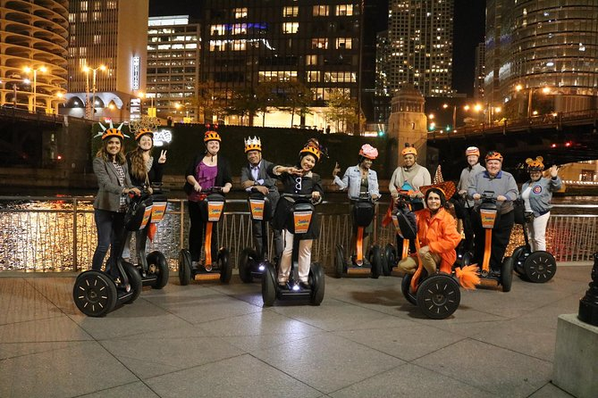 Chicago Haunted Halloween Segway Tour