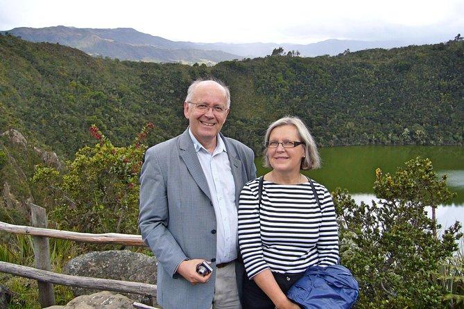 Lake Guatavita • Premium Private Tour