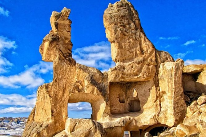 2 Day 1 Night Cappadocia with Cave Suite Hotel from Kayseri or Kapadokya Airport photo 11